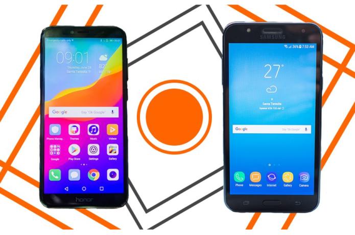Budget Entertainment Phone Showdown: Honor 7A vs Samsung Galaxy J7 Core