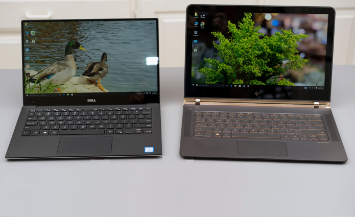 Dell New XPS 13 vs. HP Spectre x360 13t: Which laptop is better