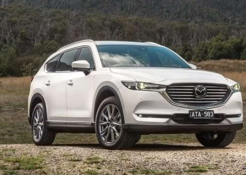 Why the new Mazda CX-8 is a steal