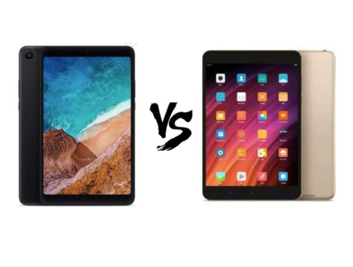 Xiaomi Mi Pad 4 vs Mi Pad 3: What's New?