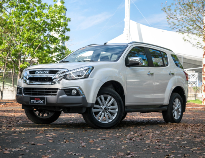 2018 Isuzu mu-X 1.9L RZ4E Review