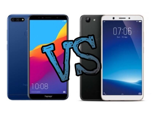 Honor 7A vs Vivo Y71 Specs Comparison