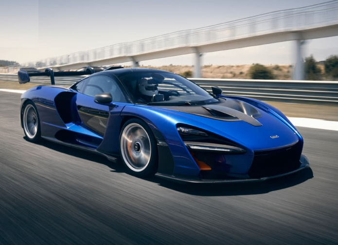 2019 McLaren Senna Review