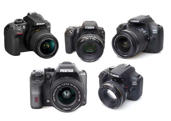 Budget DSLR Cameras Compared - Which Is Right For Me?Budget DSLR Cameras Compared - Which Is Right For Me?