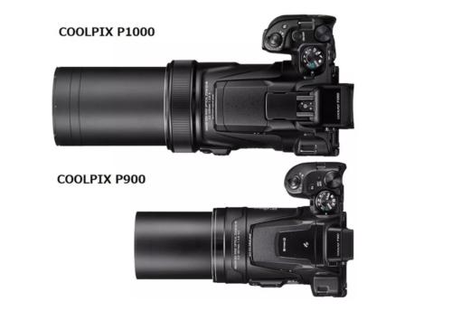Nikon P1000 vs Nikon P900 – Comparison