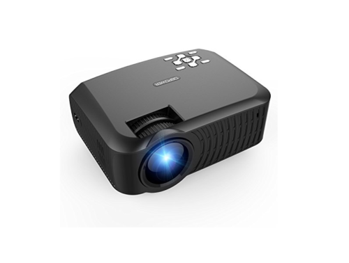 DBPOWER T22 Upgraded Portable Projector Review