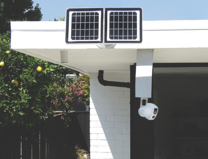 Lynx Solar outdoor security camera review: This off-the-grid camera includes free cloud storage