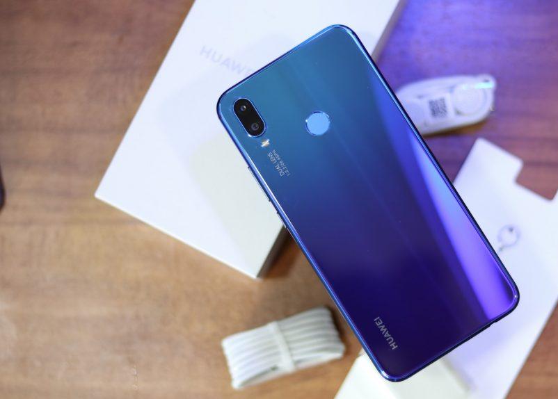 f5992217559 Huawei Nova 3i Unboxing
