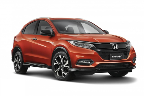 Upgraded Honda HR-V improves value
