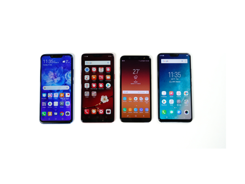 Huawei Nova 3i vs OPPO F7 vs Samsung Galaxy A6 vs Vivo V9: 4-Way Comparison Review