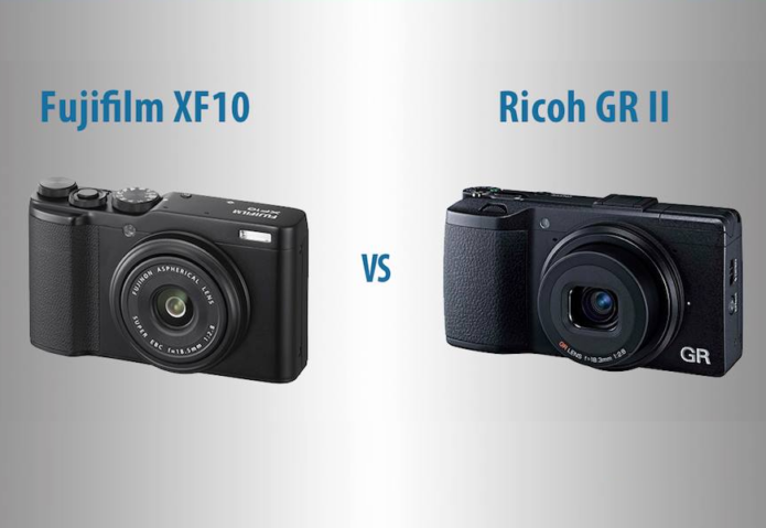 Fujifilm XF10 vs Ricoh GR II – The 10 Main Differences