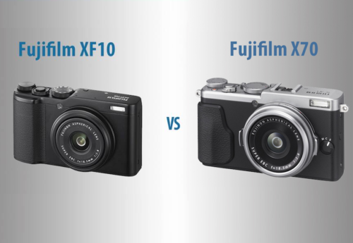 Fujifilm XF10 vs X70 – The 10 Main Differences