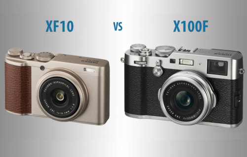 Fujifilm XF10 vs X100F – The 10 Main Differences