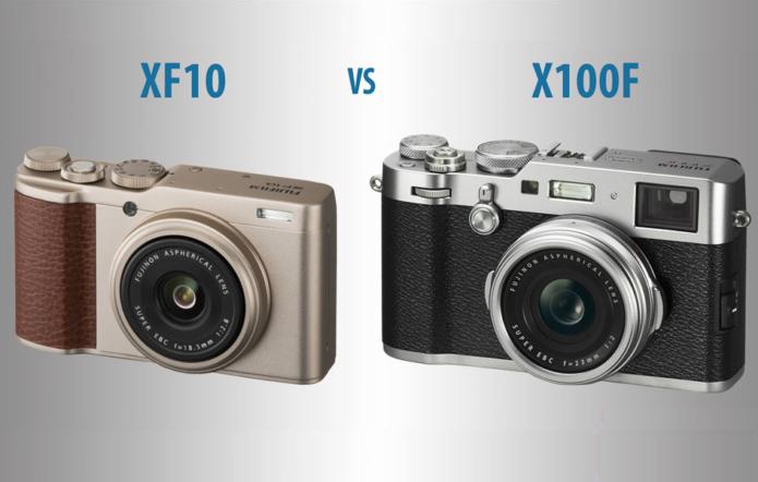 Fujifilm XF10 vs X100F – The 10 Main Differences
