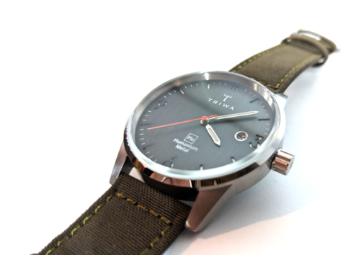 TRIWA x Humanium Metal Hu39 watch Review