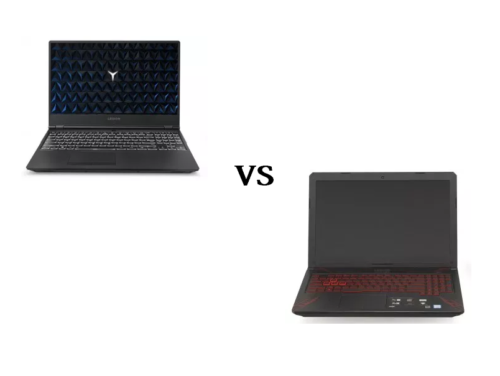 Lenovo Legion Y530 vs ASUS TUF FX504 – a gaming clash