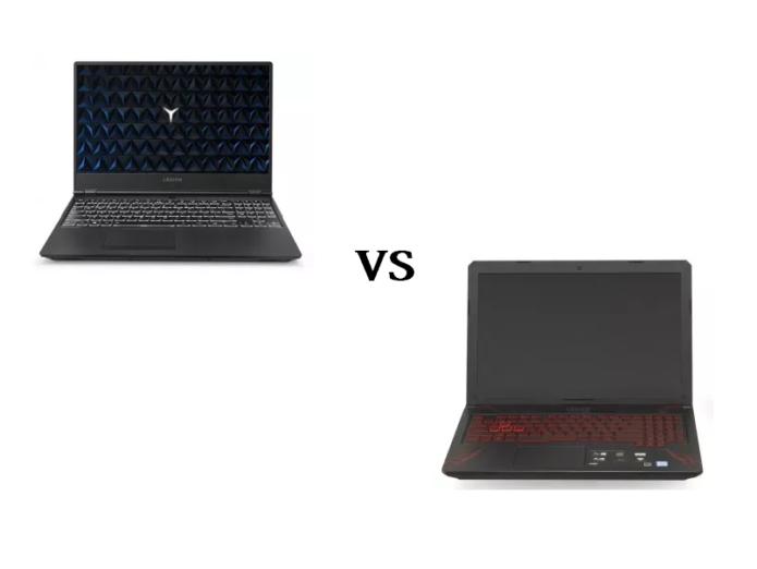 Lenovo Legion Y530 vs ASUS TUF FX504 – a gaming clash