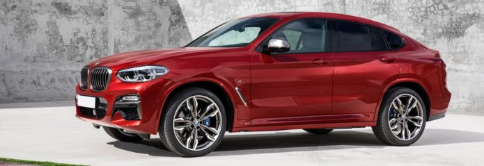 bmw-x4-red-front-m40d-parked-1