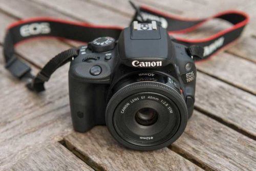 Canon EOS 100D review: A great, entry-level DSLR that's no longer available