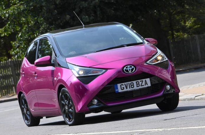 2018 Toyota Aygo FIRST DRIVE review – price, specs and release date