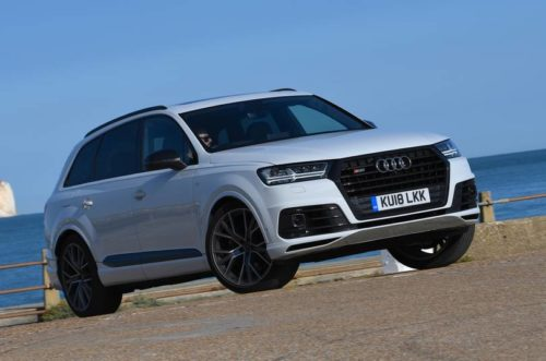 2018 Audi SQ7 Vorsprung FIRST DRIVE review