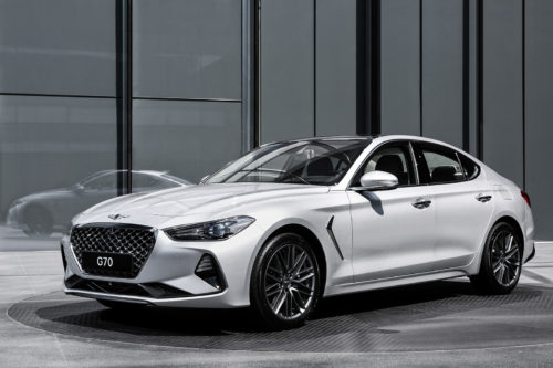 2019 Genesis G70 first drive: Bold car, brave choices
