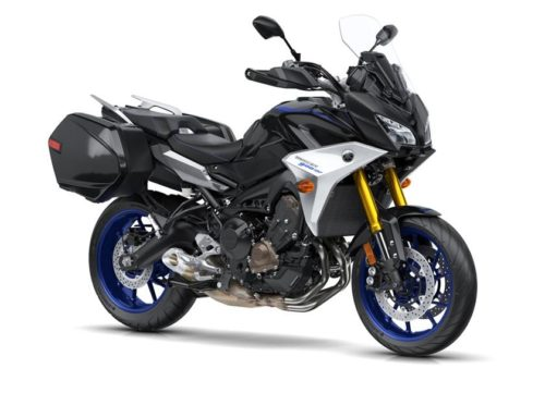 2019 Yamaha Tracer 900 GT First (Long)-Ride Review