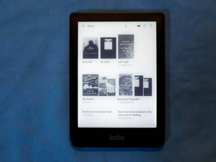Rakuten Kobo Clara HD E-Reader review: Superior to the Kindle Paperwhite, except for one thing