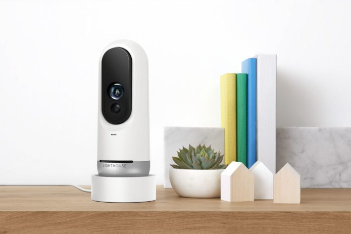 Lighthouse review: a smarter security camera