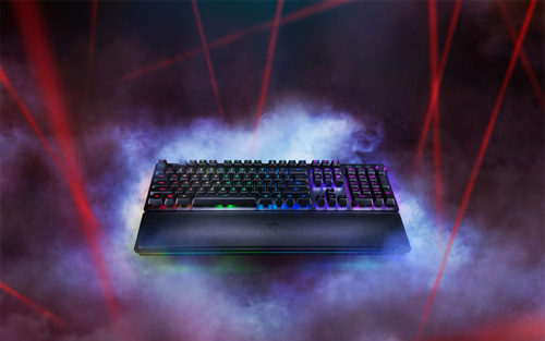 Razer Huntsman Elite keyboard Review
