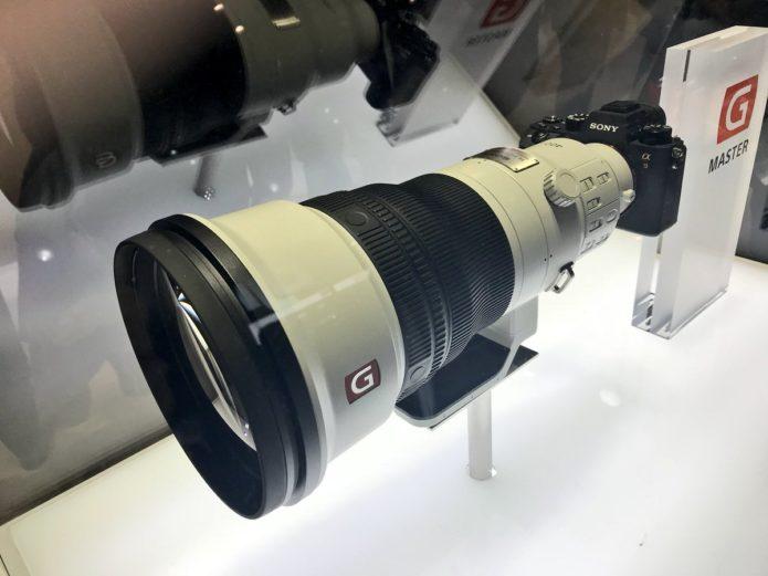 Sony FE 400mm f/2.8 GM OSS Lens Hands-On Preview