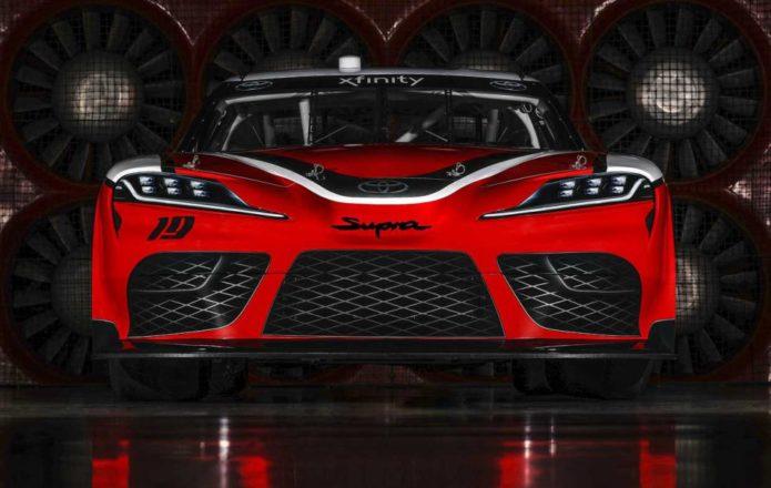 Toyota Supra to race NASCAR Xfinity Series