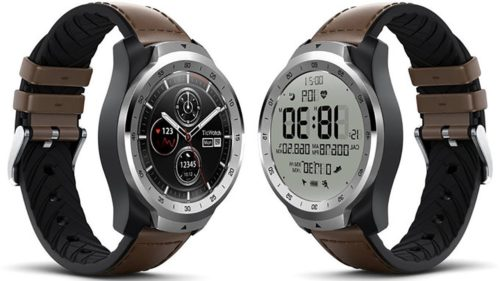 TicWatch Pro Review: One smartwatch, two screens