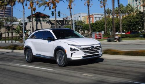 Hyundai Nexo review: Heralding hydrogen's future?