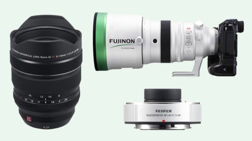 Fujifilm announces XF 8-16mm f/2.8, XF 200mm f/2 and three new additions to its XF lens roadmap