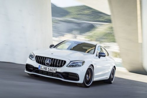 2019 Mercedes-AMG C63 S first drive: 503hp of raw emotion