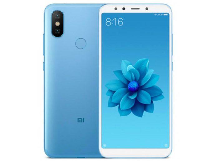 Xiaomi Mi A2 and Lite official: AI Selfie Master