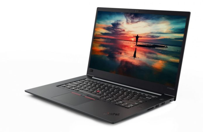 Lenovo ThinkPad X1 Extreme detailed with discrete graphics