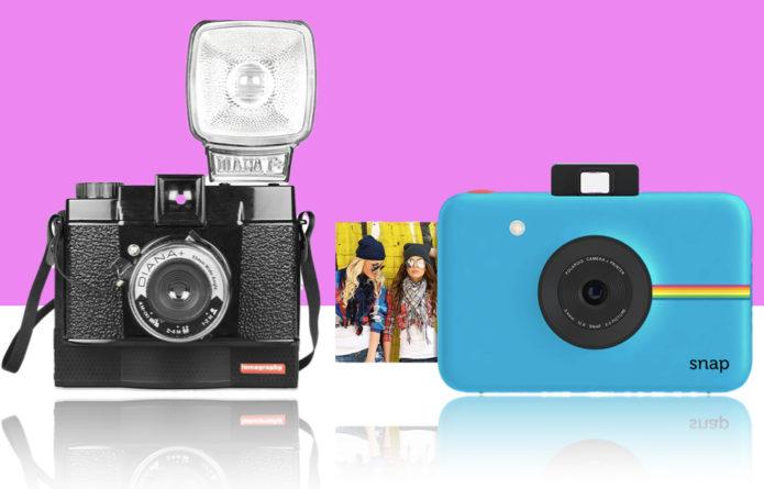 Top 9 Best Instant Cameras 2018