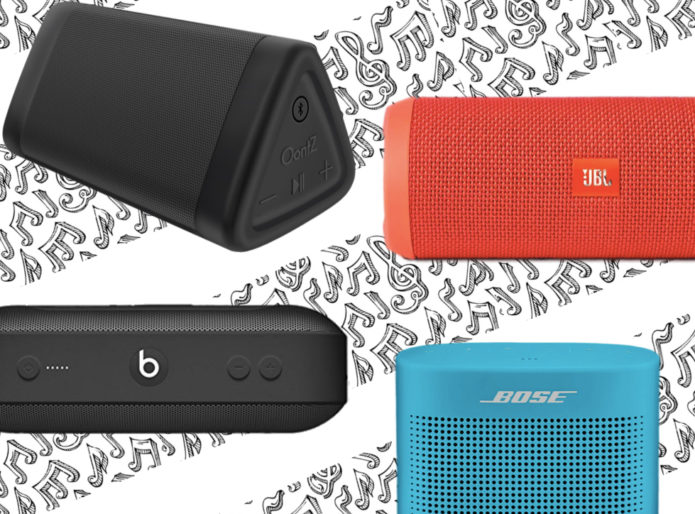 Top 10 Best Bass Bluetooth Speakers in 2018