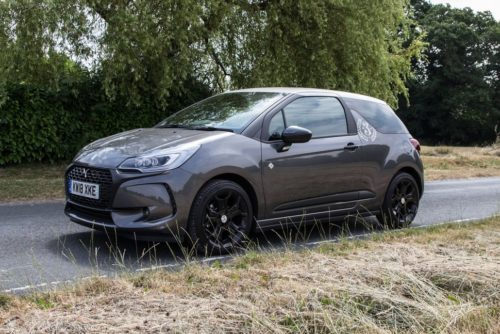 DS 3 review: Café Racer special edition sizzles