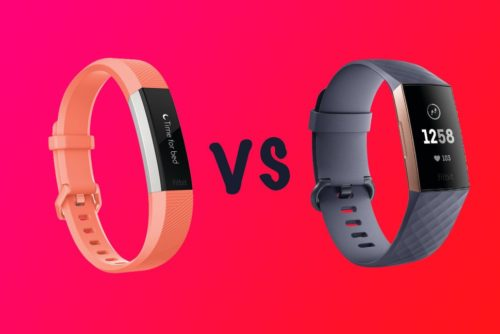 Fitbit Alta HR vs Charge 3: What's the difference?