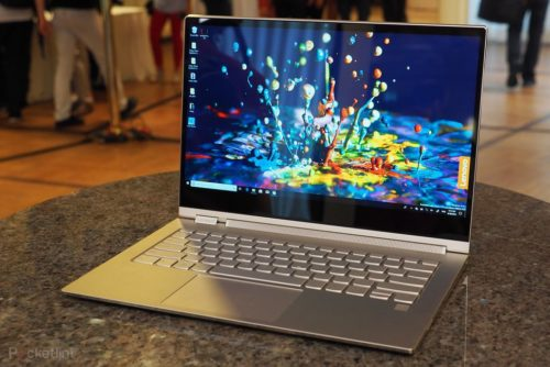 Yoga C930 first-look