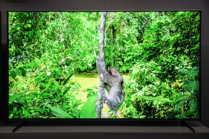 Samsung Q900R first look: Meet the first 8K TV you can actually buy