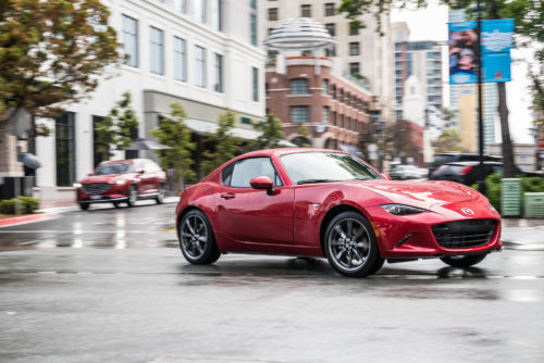 The Mazda Miata's Power Boost and Other Updates for 2019
