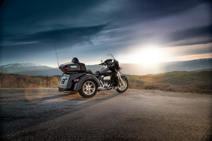 2019 Harley-Davidson Tri-Glide Ultra And Freewheeler Updates