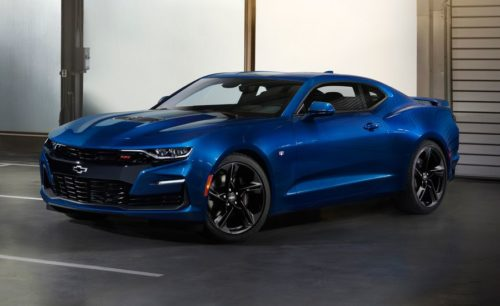 The New Chevrolet Camaro Turbo Model and Other Changes for 2019