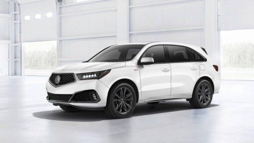 What's New in the 2019 Acura MDX Gas and Sport Hybrid Models