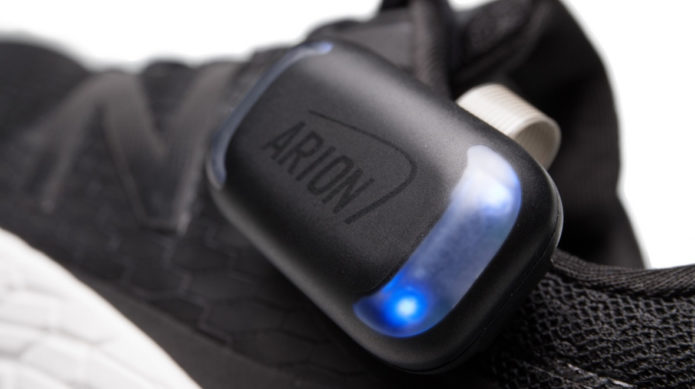 Arion smart insoles review : A smart insole that wants to make you a better runner
