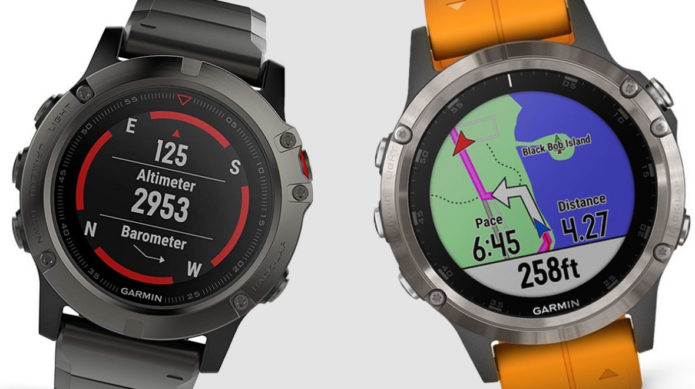 Garmin Fenix 5 Plus v Fenix 5: It's the battle of the outdoor watches